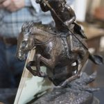 bronze indien