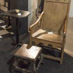 fauteuil et tabouret gérard
